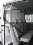 Predelava novega Renault Master v furgon s podaljšano kabino