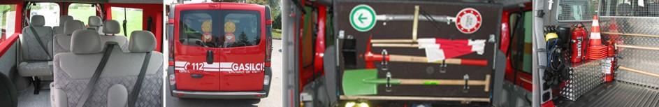 Gasilska vozila
