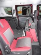 Fiat Doblo podrt dvojni sedež