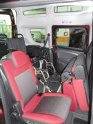 Fiat Doblo voziček na levi s strani