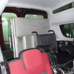 Fiat Doblo vzglavnik od spredaj