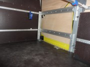 Master III prevoz plina za gospodinjstva-drsna vrata